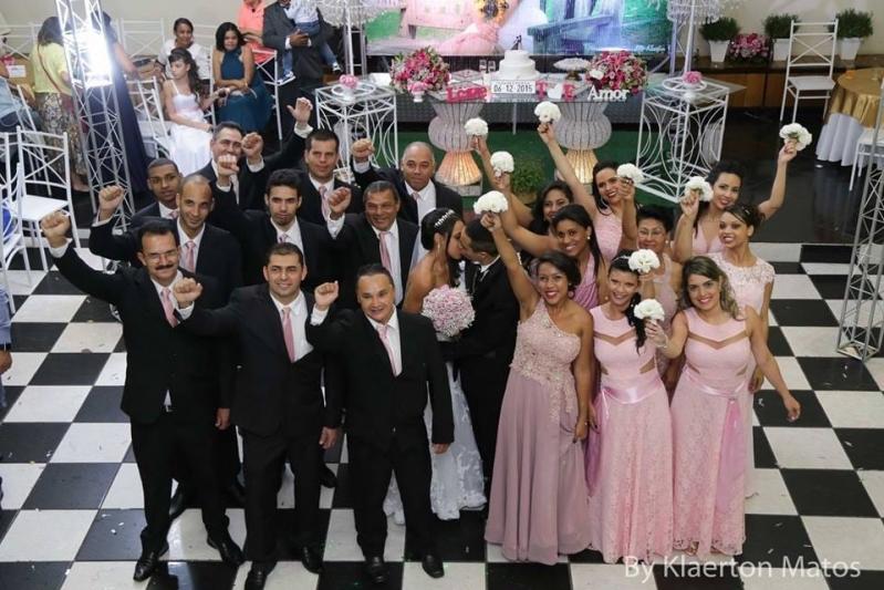 Aluguel de Salão de Festa para Casamento Bandeiras - Salão de Festa Casamento