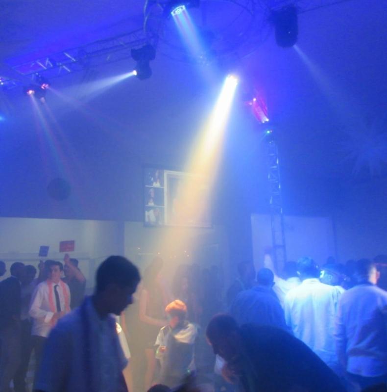Buffet com Espaço para Festa Corporativa Distrito Industrial Remédios - Espaço para Festas e Eventos