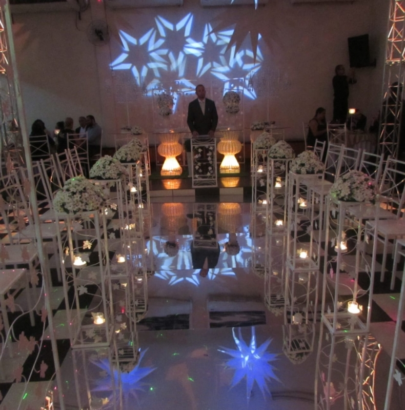 Buffet com Espaço para Festa de Bodas Jandira - Espaço para Festas e Eventos