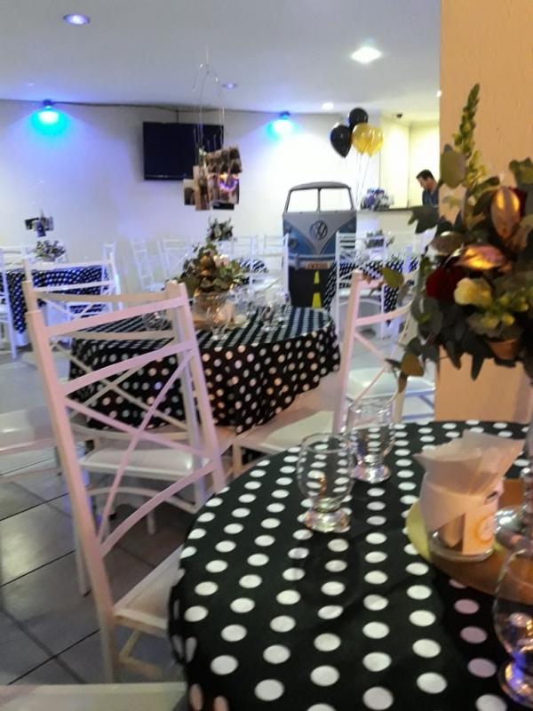 Espaço para Evento e Festa Orçamento Km 18 - Espaço para Evento de Confraternização