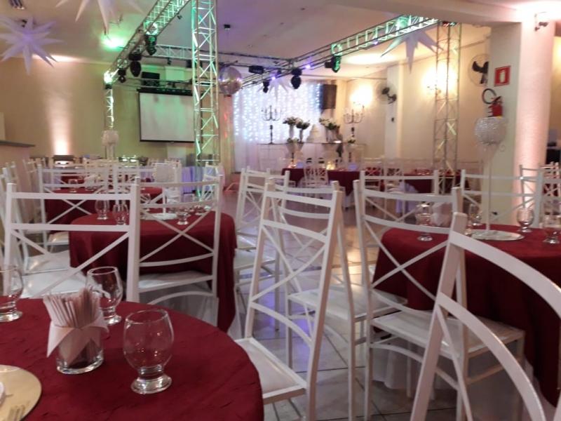 Espaços para Evento Social Jardim D'Abril - Espaço para Evento de Confraternização