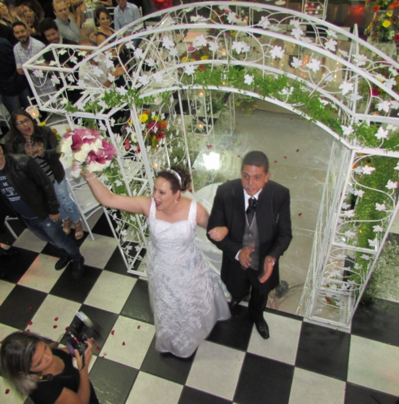 Espaços para Festa de Casamento Raposo Tavares - Espaço para Festa com Buffet
