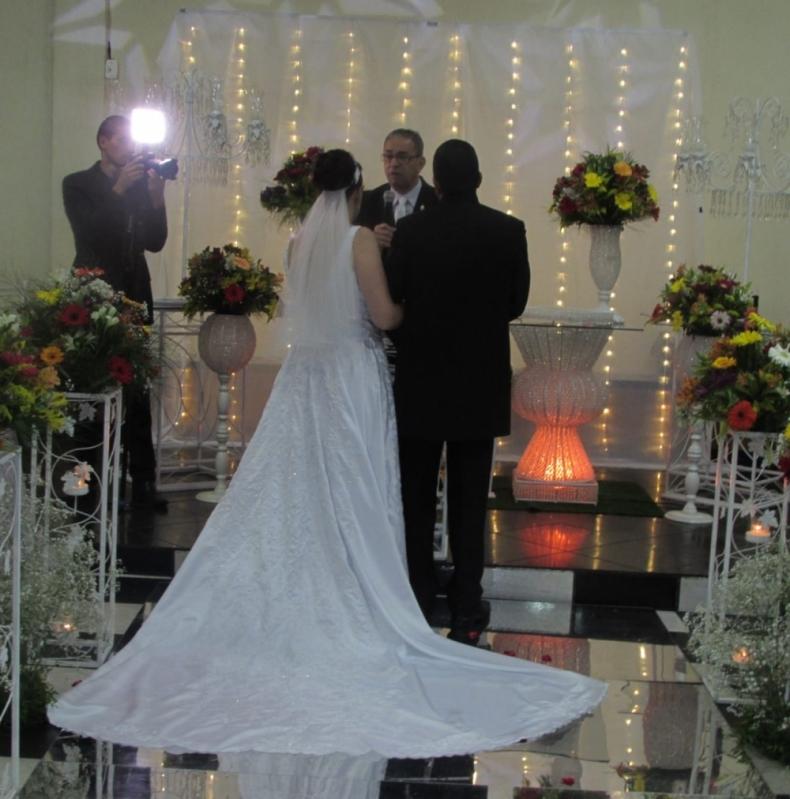 Preço do Aluguel de Salão para Casamento Simples Jardim D'Abril - Salão para Casamento com Decoração