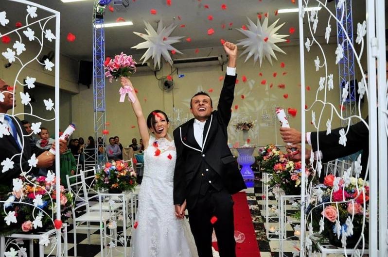 Salão de Festa Casamento Vila Militar - Salão de Festas para Alugar