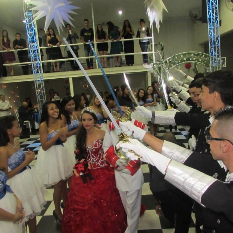 Salão de Festa de Debutante Custo Adalgisa - Salão de Festa Casamento