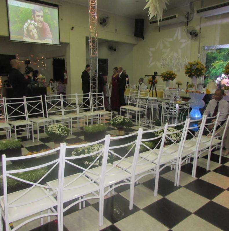 Salão de Festa Rústico Valor Distrito Industrial Centro - Salão de Festa Corporativa