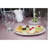 buffet com espaço para festa de empresa Vila Isabel