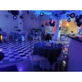 encontrar espaço para evento social Jardim Mutinga