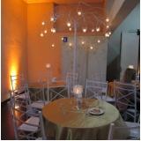 espaço para evento de empresa Vila Menck