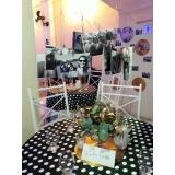 espaço para evento empresarial Vila Menck