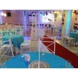 espaço para evento social Umuarama