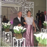 espaço para festa de bodas Distrito Industrial Remédios