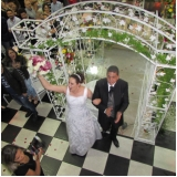 espaços para festa de casamento Vila Osasco