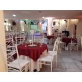 lugar com espaço para evento e festa Bussocaba
