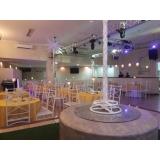 onde tem salão para bodas de casamento Cidade das Flores