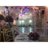 preço de salão de festas para alugar Jardim Platina