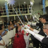 salão de festa de debutante custo Distrito Industrial Anhanguera