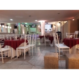 salão para bodas de casamento valor IAPI