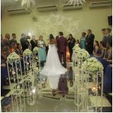 salão para casamento completo mais próximo Jardim Elvira