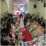 salão para casamento grande
