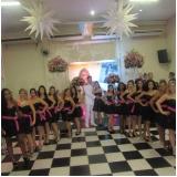 salão para festa de debutante local Cidade de Deus
