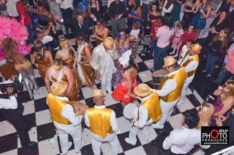 Buffet com Espaço para Festas e Eventos Paiva Ramos - Espaço para Festa de Casamento