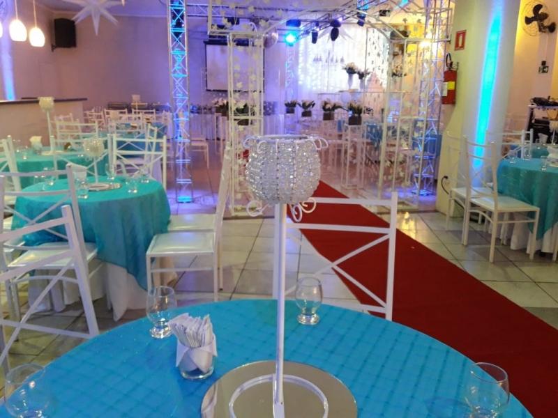 Espaço para Evento Social Padroeira II - Espaço para Evento Empresarial