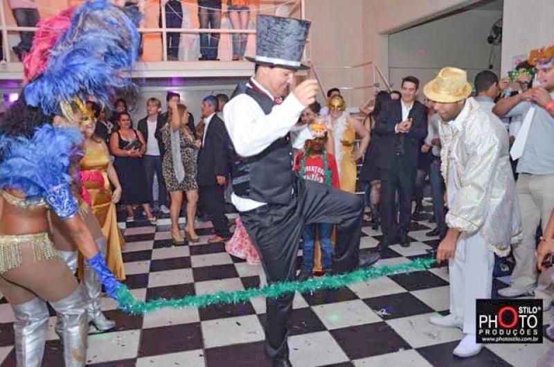 Espaço para Festas e Eventos Vila Menck - Espaço para Festa com Buffet