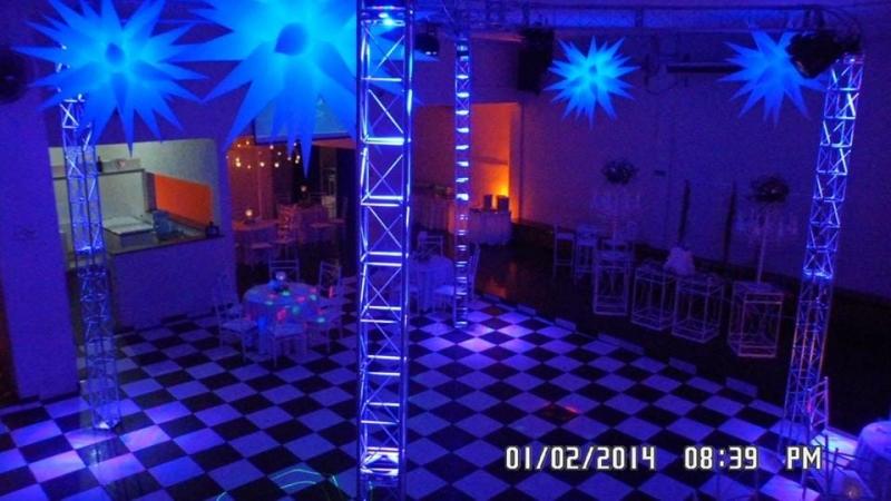 Espaços para Evento de Confraternização Castelo Branco - Espaço para Evento e Festa