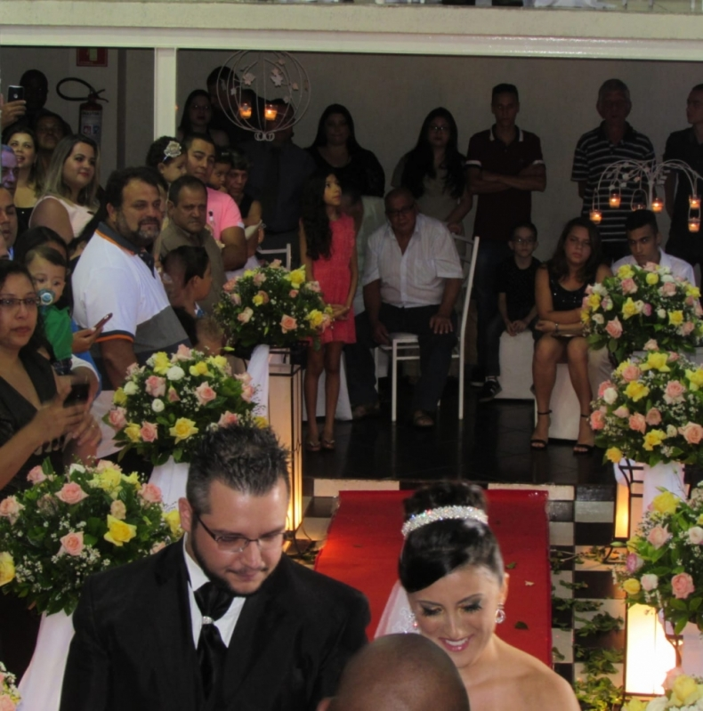 Onde Tem Salão para Casamento Festa Munhoz Júnior - Salão para Casamento Simples