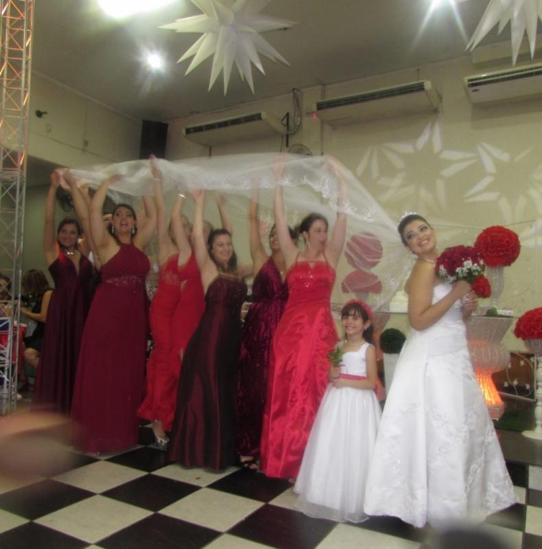 Preço de Salão de Festa de Casamento Paiva Ramos - Salão de Festa Rústico