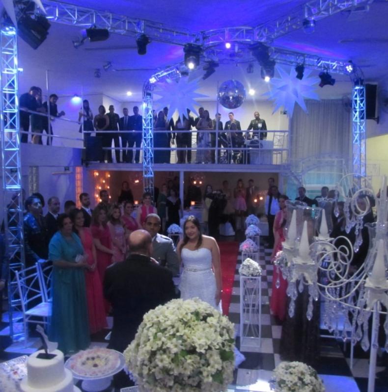 Preço do Aluguel de Salão para Casamento Completo Parque dos Príncipes - Salão para Casamento Festa