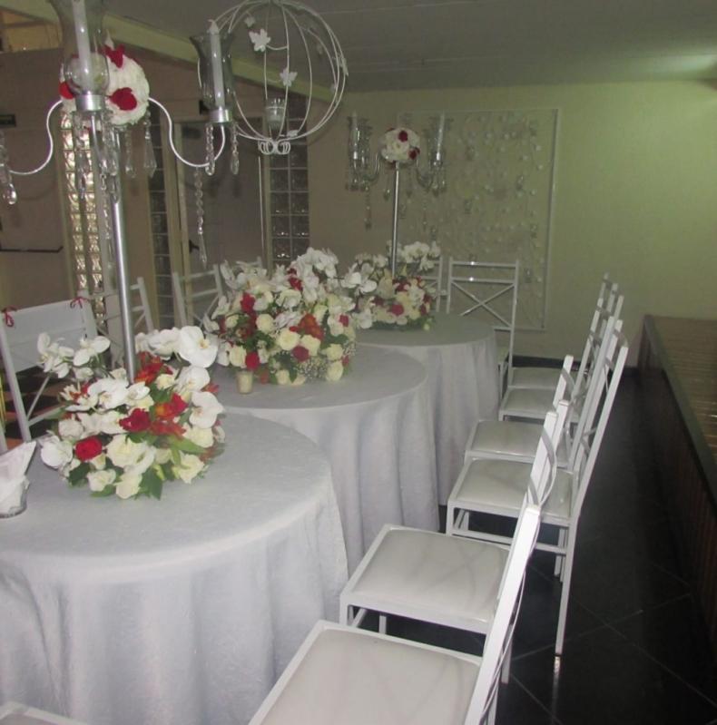 Preço do Aluguel de Salão para Casamento Grande Vila Militar - Salão para Casamento Simples