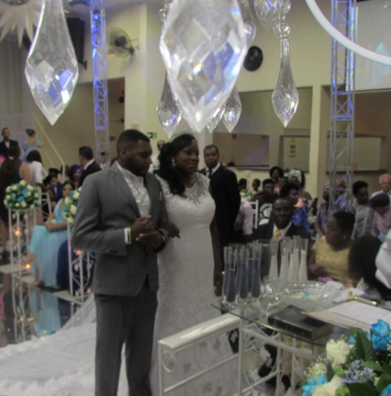 Salão de Festa de Casamento Santa Fé - Salão de Festa e Eventos