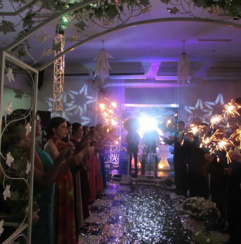 Salão para Casamento Grande Barueri - Salão para Casamento com Buffet de Churrasco