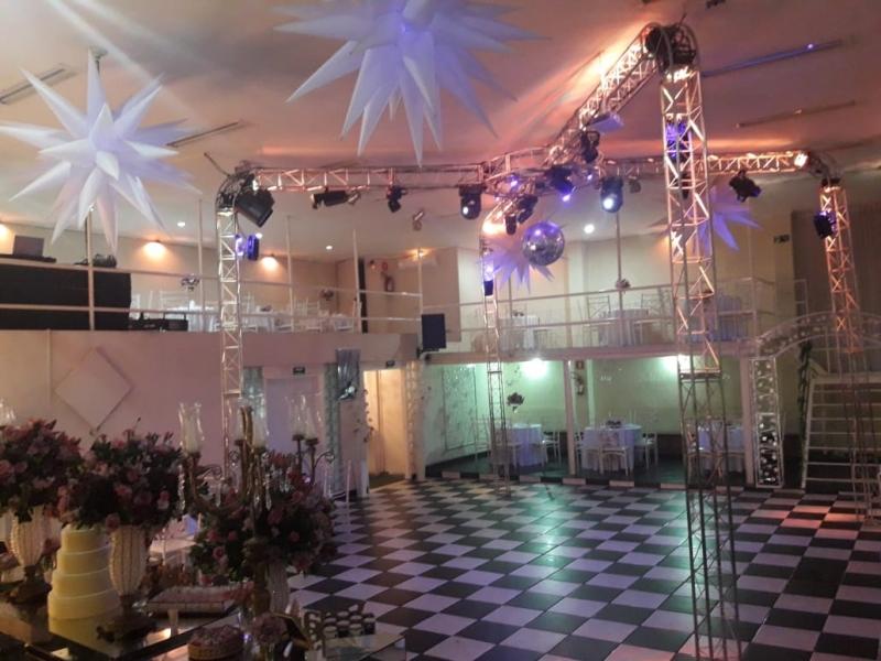 Salão para Casamento Simples Valor Santa Maria - Salão para Bodas de Casamento
