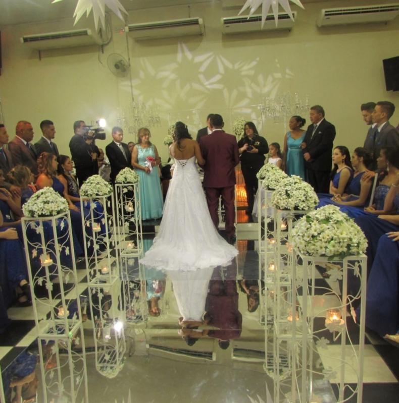 Salão para Casamento Simples São Pedro - Salão para Casamento Simples