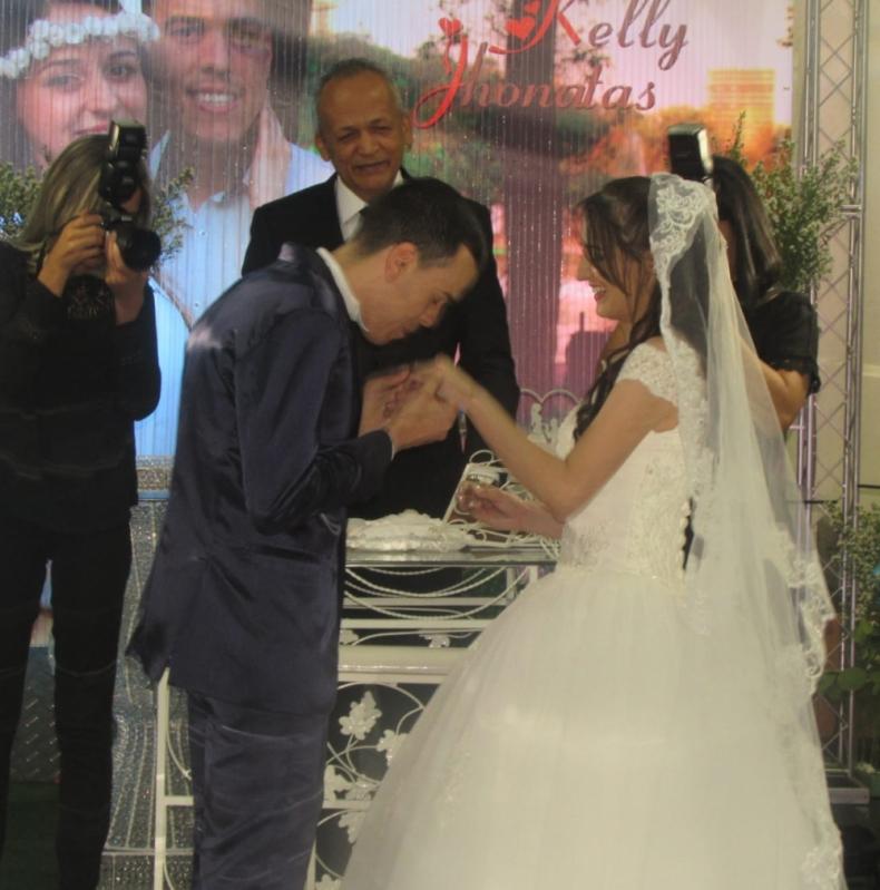 Salão para Casamentos Mais Próximo Vila Campesina - Salão para Casamento Simples