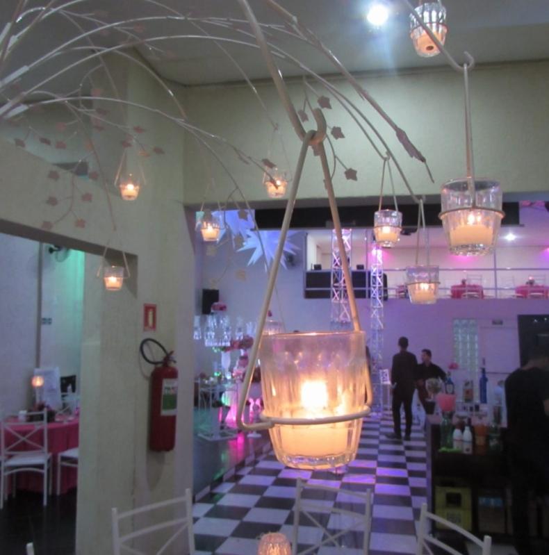 Salão para Debutante Completo Pirituba - Salão para Debutante a Noite