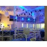 espaço para evento de empresa orçamento Jardim Platina