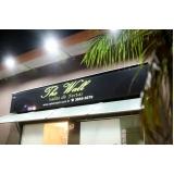 espaço para festa de empresa Bela Vista