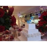 lugar com espaço para evento pequenos Santa Fé