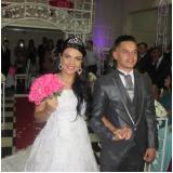 onde tem salão para casamento decorado Cidade de Deus