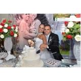 salão de festa casamento custo Padroeira II