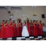 salão de festa para casamento valor Jardim Veloso