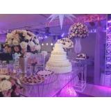 salão para bodas de casamento Bandeiras