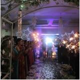 salão para casamento grande Jardim Elvira
