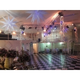 salão para casamento simples valor Distrito Industrial Mazzei