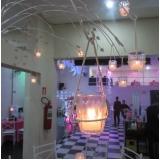 salão para debutante completo Umuarama