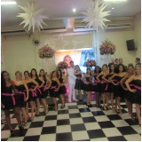 salão para festa de debutante local Carapicuíba